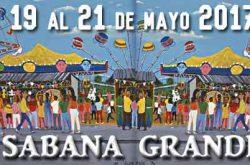 Fiestas Patronales de Sabana Grande 2017
