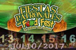 Fiestas patronales de Villalba 2017