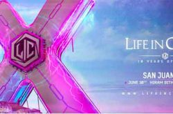 Life in Color Festival 2017 Puerto Rico