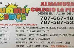 Open House Campamento de Verano AlmaMusic 2017