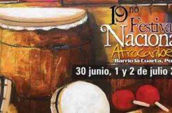 19no Festival Nacional Afrocaribeño 2017