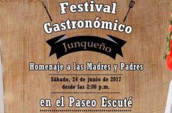 Festival Gastronómico Junqueño 2017