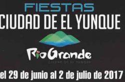 Fiestas Ciudad de El Yunque 2017
