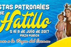 Fiestas Patronales de Hatillo 2017