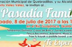 4to Pasadía Familiar en Quebradillas 2017