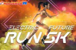 Electric Future Run 5k 2017