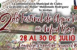 Festival de Agua Dulce and Mud Bog 2017