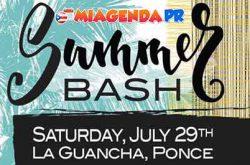 Summer Bash 2017 en la Guancha Ponce