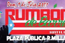21er Rumbón De Barrio 2017 En Hatillo