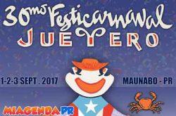 Festicarnaval Jueyero 2017 en Maunabo