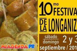 Festival de la Longaniza 2017 en Orocovis