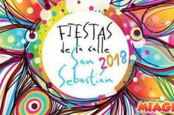 Fiestas De La Calle San Sebastián 2018