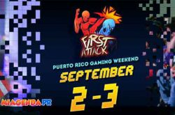 First Attack 2017 | PR Gaming Weekend.