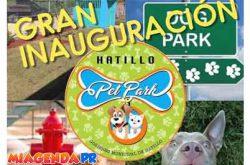 Gran Inauguración del Hatillo Pet Park 2017