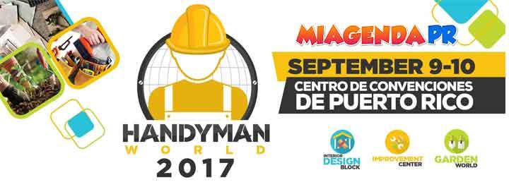 HandyMan World 2017 en el Centro de Convenciones