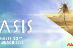 Heineken The Oasis 2017 en Vivo Beach Club