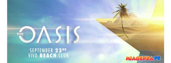 Heineken The Oasis 2017 en Vivo Beach Club