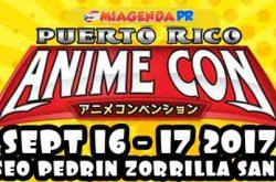 Puerto Rico Anime Con 2017