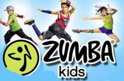 Zumbathon Zumba for Kids con el Payaso Remi