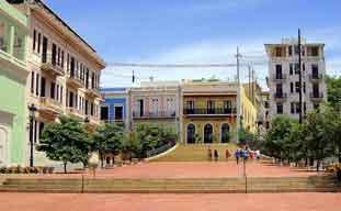 Plaza de la Barrandilla