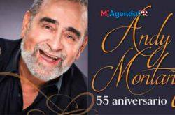 Andy Montañez en su 55 aniversario