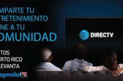 DirectTV Contigo Juntos Puerto Rico se levanta