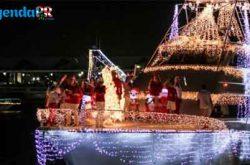 San Juan Christmas Boat Parade 2017