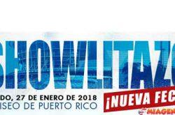 Showlitazo 2017 Coliseo de Puerto Rico