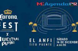 Corona Fest x Nuestras Playas 2017