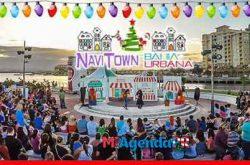 NaviTown Bahía Urbana en San Juan 2017