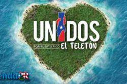 Unidos Por Puerto Rico El Teletón 2017
