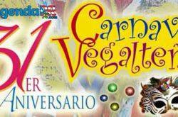 31ro Carnaval Vegalteño 2018