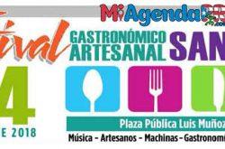 Festival Gastronómico Artesanal San Blas 2018