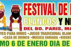 Festival de Reyes Blancos y Negros Mayaguez 2018