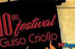 Festival del Guiso Criollo 2018