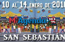 Fiestas Patronales de San Sebastián 2018
