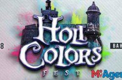 Holi Colors Fest 2018 Puerto Rico