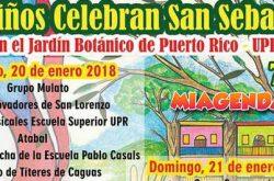 Los Niños Celebran San Sebastián 2018