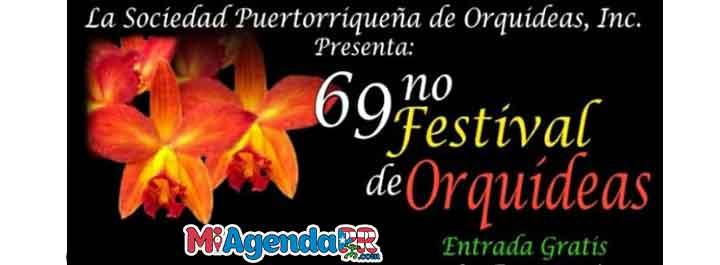 69no Festival de Orquideas 2018