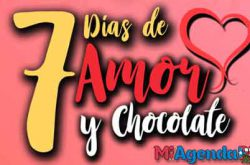 7 días de Amor y Chocolate