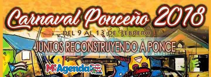 Carnaval Ponceño 2018