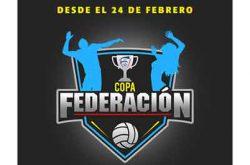 Copa Federación 2018 del Voleibol Superior