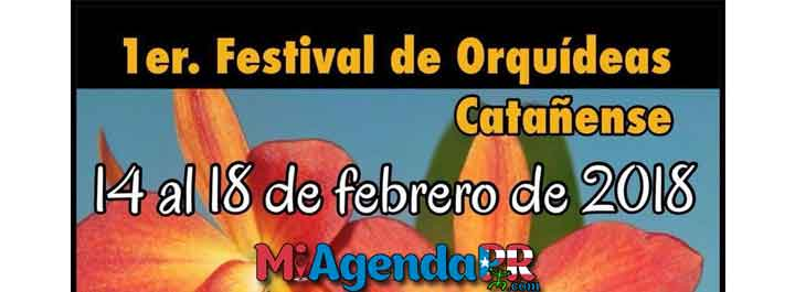 Festival de Orquídeas en Cataño 2018