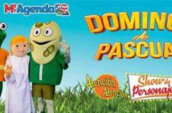 Domingo de Pascuas Castillo Serrallés 2018