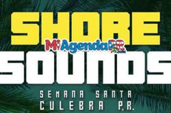 Shore Sounds Semana Santa en Culebra 2018