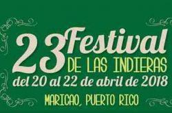 23ro Festival en las Indieras 2018