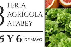 3ra Feria Agrícola Atabey UPR Ponce 2018