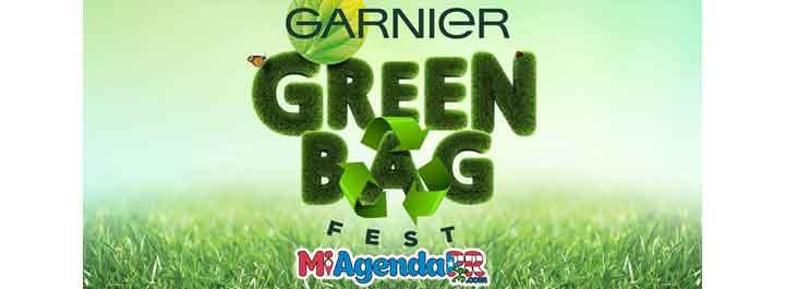 Garnier Green Bag Fest 2018