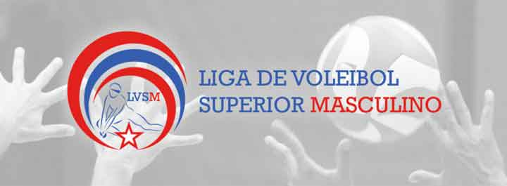 Itinerario juegos Voleibol Superior Masculino 2018