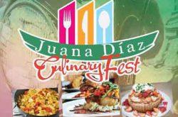 Juana Díaz Culinary Fest 2018